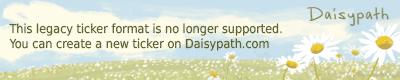 DaisypathWedding Ticker